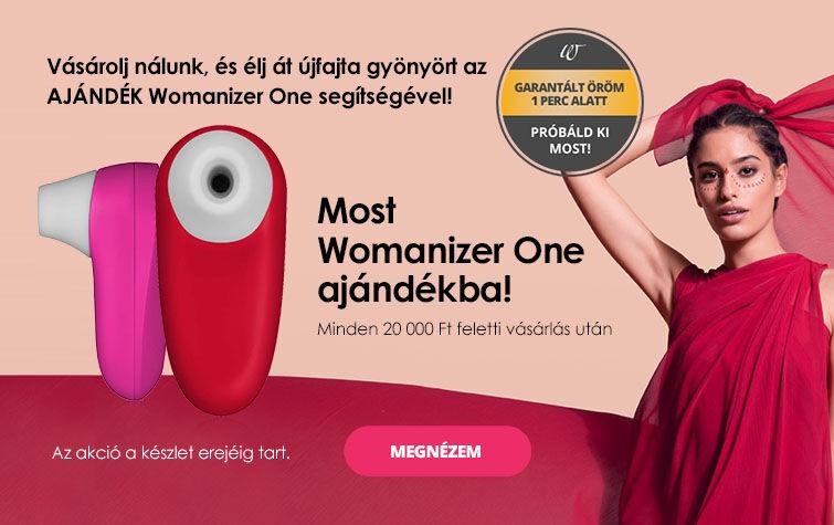 Ajándék Womanizer One