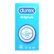 Durex Classic - óvszer (12db)