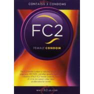 FC2 Female - női óvszer (3db)