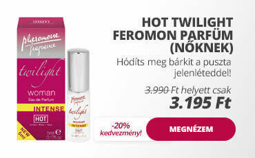 Szexshop - hot twilight feromon parfüm