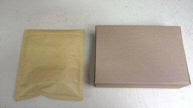 diszkrét csomagolás