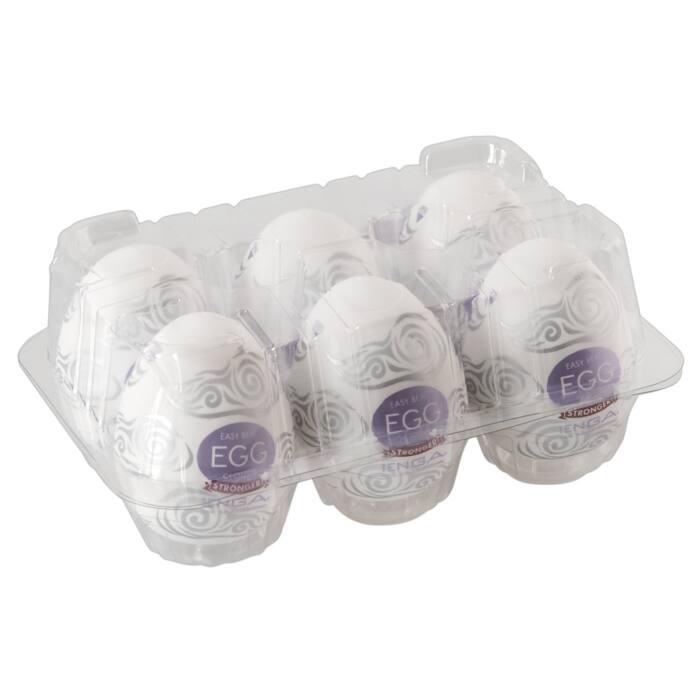 TENGA Egg Cloudy (6db)