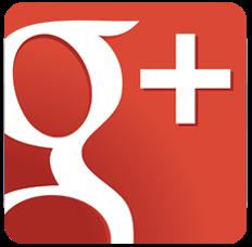Google + oldalunk