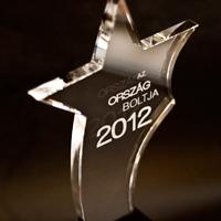 Ország Boltja díj 2012